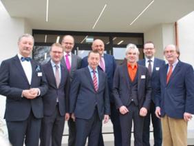 """Eröffnung des """"Studienzentrums Vogelsberg"""""""